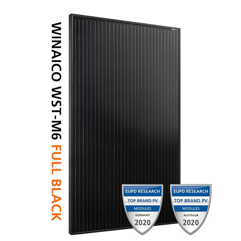 WINAICO WST Series Full Black Solar Module
