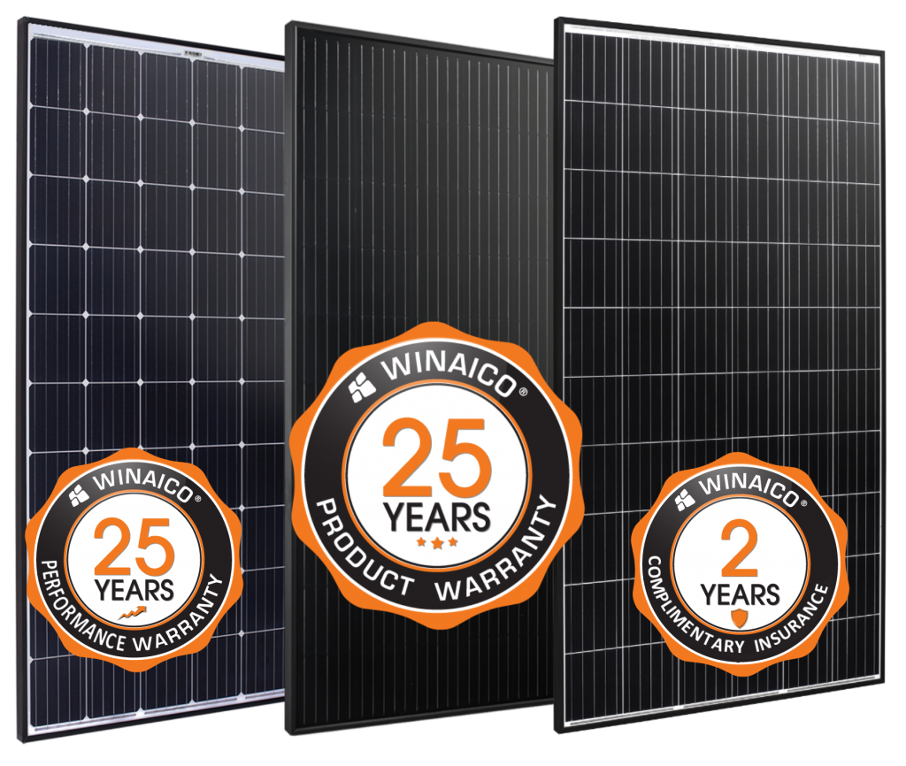 winaico solar panel product warranty