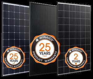 winaico solar panel product warranty