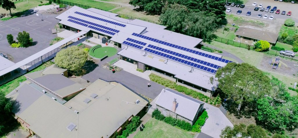 Solar School Powering Forward With WINAICO