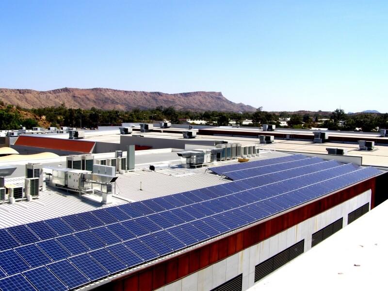 Greenwell building solar ogden power