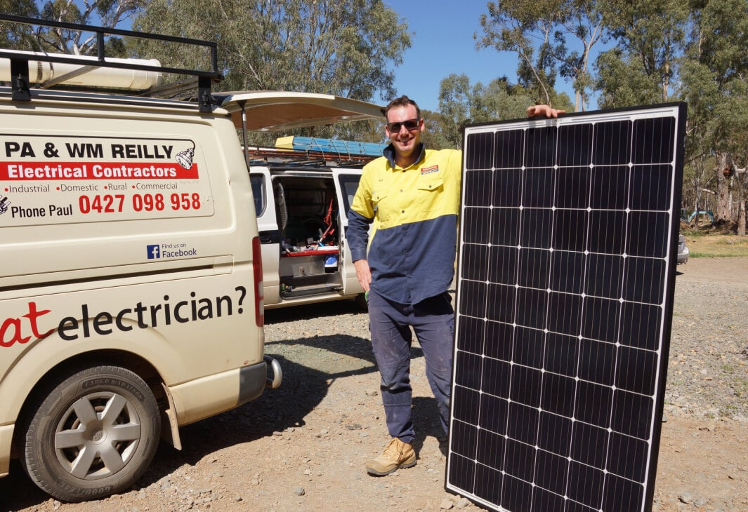 cale from reilly electrical winaico panel