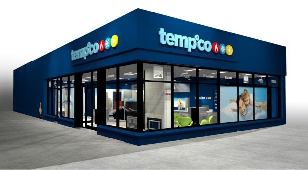 tempco energy showroom