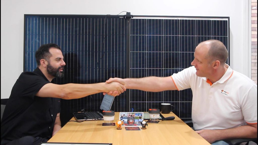 Convos with Clenergy: Sean and Blair talks all things solar