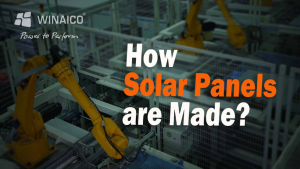 how solar panels are made