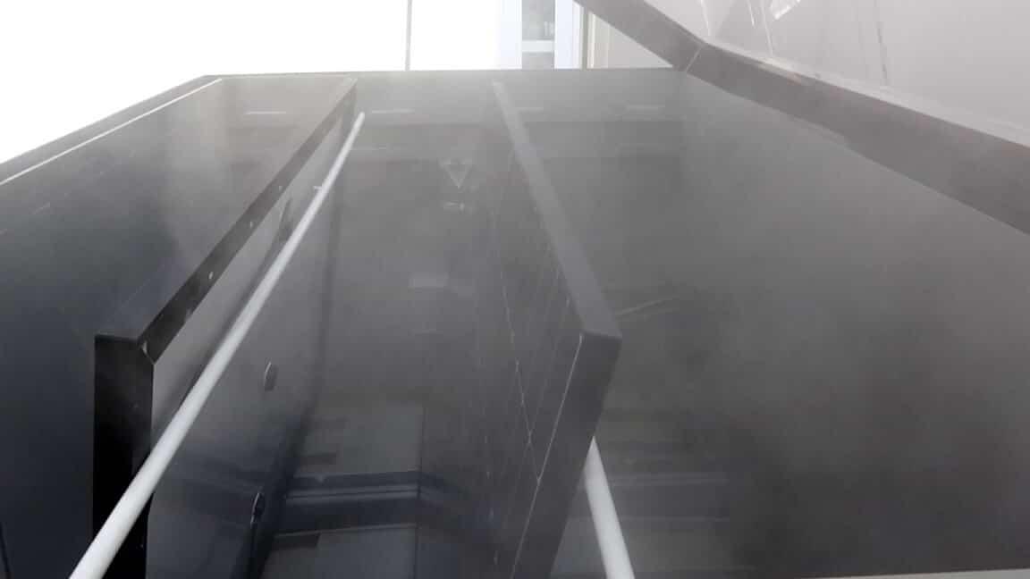 salt mist chamber