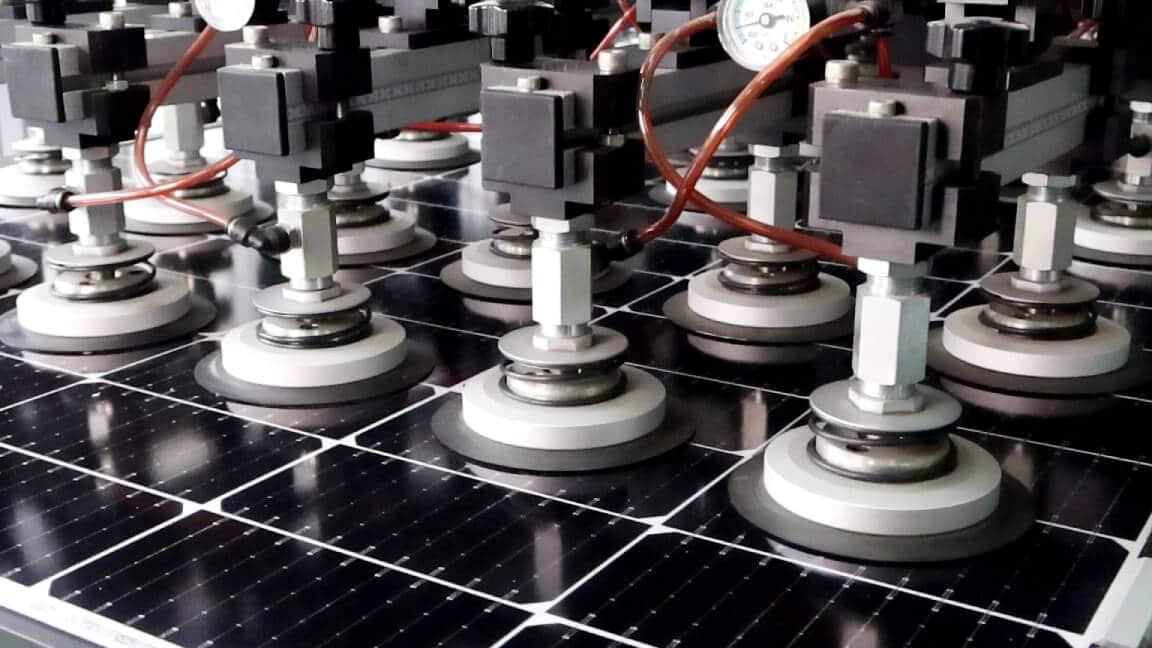 solar panel reliability test dml