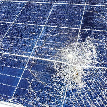 solar-panels-with-hail-damage-1